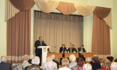 Встреча-отчет депутатов от КПРФ с жителями Домодедово (22.11.2015)