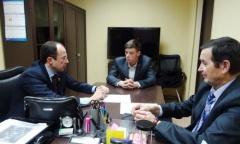 Виталий Федоров провел встречу с жителями Сергиево-Посадского района (25.11.2015)