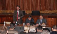Состоялось совещание первых секретарей (28.11.2015)