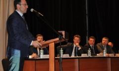 Виталий Федоров принял участие в конференции общественной организации «Общественный контроль в сфере строительства и ЖКХ Московской области» (24.11.2015)