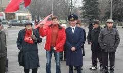 Митинг в Подольске (06.12.2015)