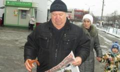 Пикеты в Егорьевске (05.12.2015)