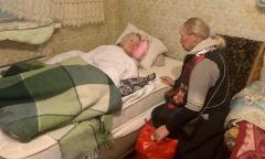 Королёвское отделение «Дети войны» оказывает помощь ветеранам (10.10.2021)