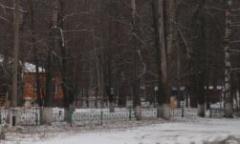 Александр Галдин проинспектировал ход ремонта лотошинского «Дома детского творчества» (14.12.2015)