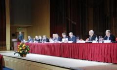 Алексей Русских принял участие в заседании Совета Российского союза строителей (17.12.2015)