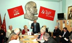 Нина Веселова провела встречу с жителями в Орехово-Зуево (23.12.2015)