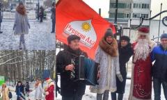 В Красногорске множатся ряды пионеров и комсомольцев (19.01.2016)