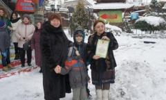 Новогодняя сказка для детей Климовского детского дома (19.01.2016)