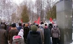 Митинг в Долгопрудном (06.02.2016)