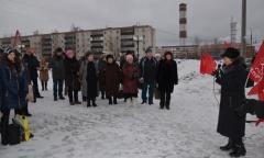 Митинг в Электрогорске (06.02.2016)