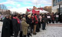 Митинг в Раменском (06.02.2016)