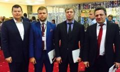 Алексей Русских принял участие в работе Орловского экономического форума - 2016 (12.02.2016)