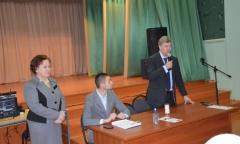 Алексей Русских встретился с жителями Серебряных Прудов (13.02.2016)