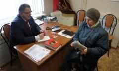 Александр Наумов провел прием в Домодедово (19.02.2016)