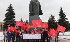 Пикет в Домодедово (19.03.2016)