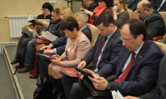 Виталий Федоров принял участие в проведении выездного круглого стола Мособлдумы на тему капремонта многоквартирных домов (15.03.2016)