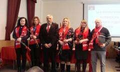 В Реутове прошла отчетно-выборная конференция горкома КПРФ (26.03.2016)