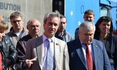 «Нет» геноциду украинского народа (20.05.2015)