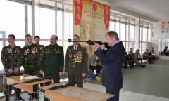Рабочий визит Алексея Русских в Егорьевский район (29.03.2016)