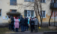 Александр Голуб: «Отстоим интересы жителей Пересвета!» (01.04.2016)