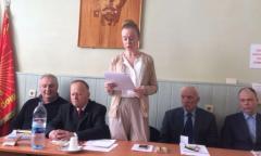 Отчетно-выборная конференция Красногорского районного отделения КПРФ (27.03.2016)