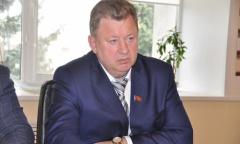 Рабочий визит Владимира Кашина в Серпуховский район и город Серпухов (08.04.2016)