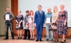 Дмитрий Кононенко принял участие в Форуме принимающих семей «Если б не было тебя…» (08.04.2016)