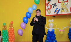 Павлово-Посадский район: Кузнецовской средней школе исполнилось 30 лет (13.04.2016)