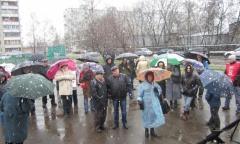 Митинг в Молоково (16.04.2016)