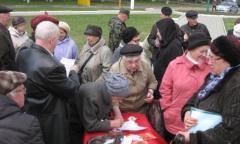 Митинги в Дзержинском (22.04.2016)