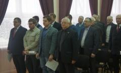 XVIII отчетно-выборная Конференция Подольского городского отделения КПРФ (16.04.2016)