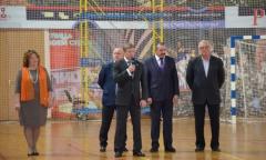 Межрайоный турнир по мини-футболу на «Кубок Победы» в Зарайске (23.04.2016)