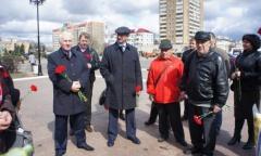 Митинг в Подольске (22.04.2016)