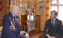 Алексей Русских посетил Воскресенский район (28.04.2016)