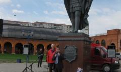 Люберецкие коммунисты отметили Первомай (01.05.2016)