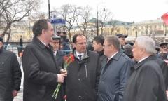 145-летие со дня рождения В.И. Ленина (22.04.2015)