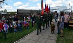 Митинг-концерт в деревне Оболдино (06.05.2016)