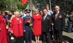 Праздник Победы в городе Щелково (09.05.2016)