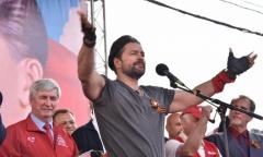 9 мая – день Великой Победы! Слава Советскому народу-победителю! (09.05.2016)
