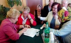 Встреча ветеранов в городе Орехово-Зуево (12.05.2016)