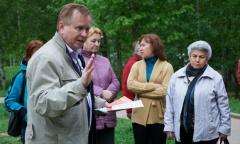 Встреча с жителями поселения Богородское (18.05.2016)