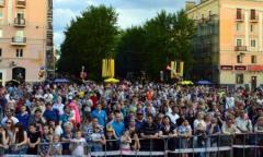 Алексей Русских поздравил воскресенцев с Днем химика (28.05.2016)