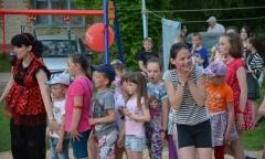 В Коломне открыта детская игровая площадка «Остров детства» (30.05.2016)