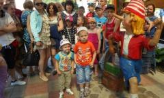 Тамара Плетнева посетила Климовский детский дом (31.05.2016)