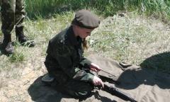К защите Родины готовы? «Воин» и «Рубеж» всегда готовы! (02.06.2016)