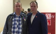 Коммунисты чтят подвиг ликвидаторов последствий чернобыльской аварии (06.06.2016)