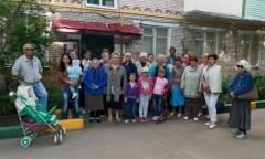 Встреча с жителями Сергиева Посада (15.06.2016)