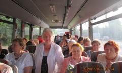 Щелковцы посетили подмосковную Палестину в городе Истра (18.06.2016)