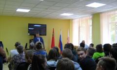 Константин Черемисов встретился с жителями Можайского района (17.06.2016)