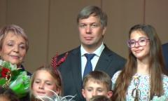 Воскресенский «Сувенир» прославляет русский народный танец (17.06.2016)